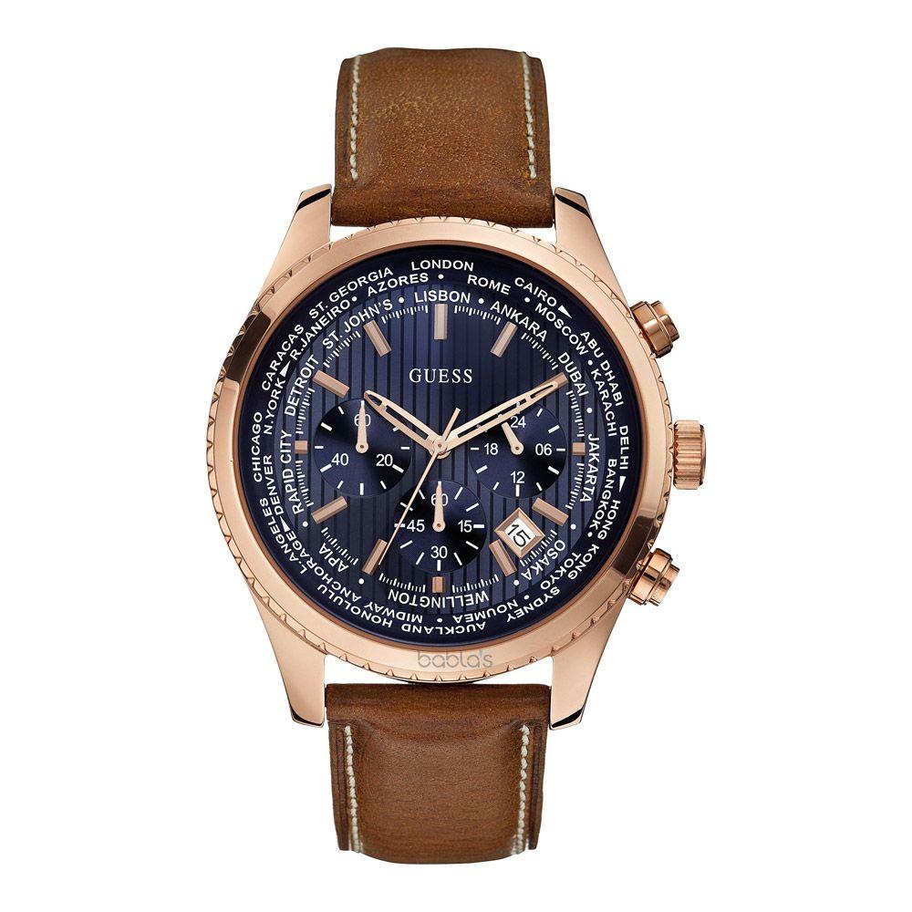 Orologio uomo Guess W0500G1