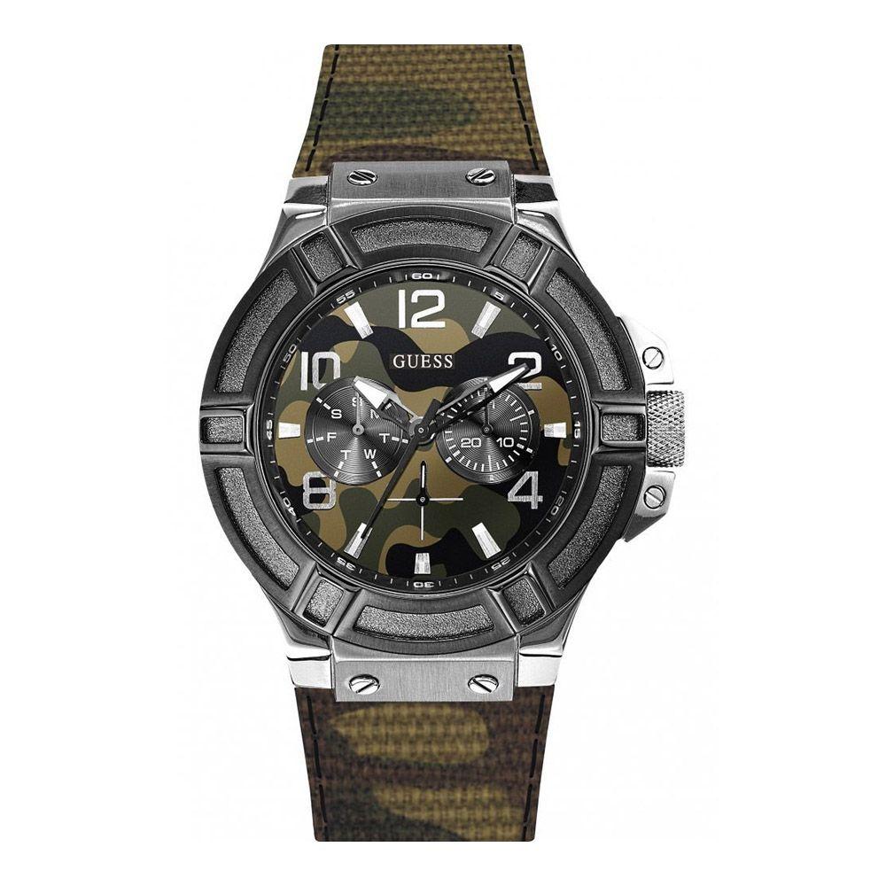 Orologio uomo Guess W0407G1