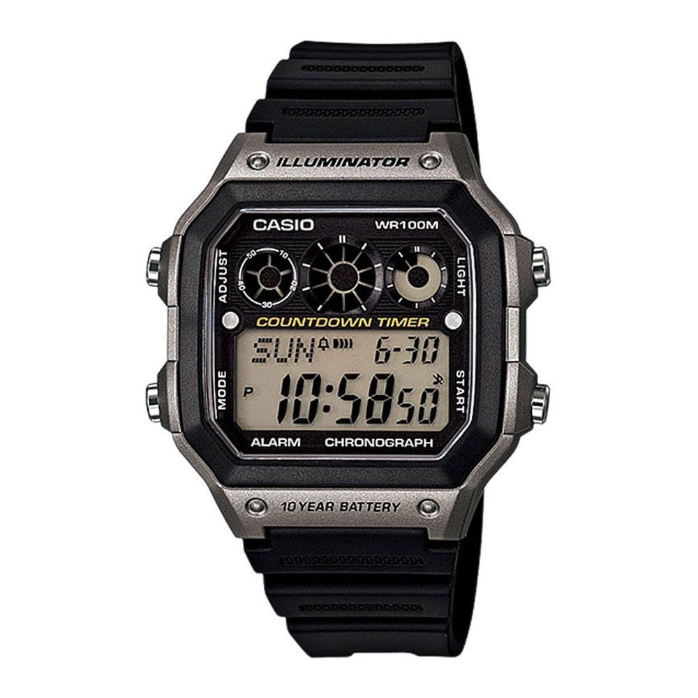 Orologio uomo Casio AE1300WH8A