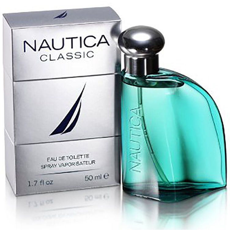 Nautica Eau de Toilette 50ml Spray
