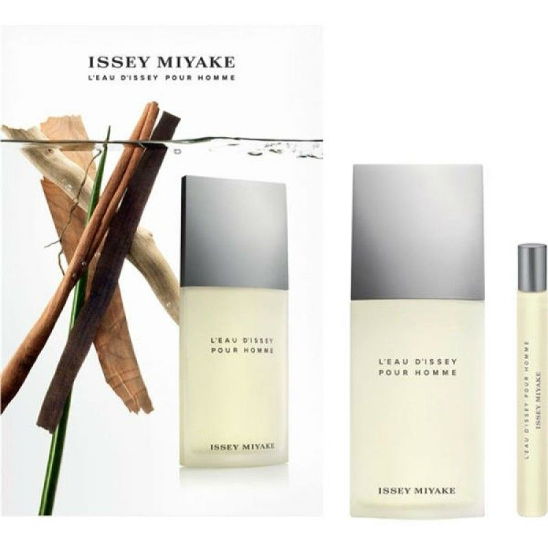 Issey Miyake LEau dIssey Pour Homme Confezione Regalo 75ml EDT  10 EDT