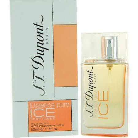 ST Dupont Essence Pure ICE Pour Femme Eau de Toilette 100ml Spray