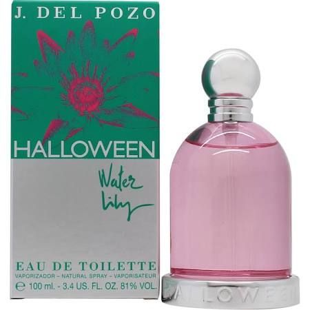 Jesus del Pozo Halloween Water Lily Eau de Toilette 100ml Spray