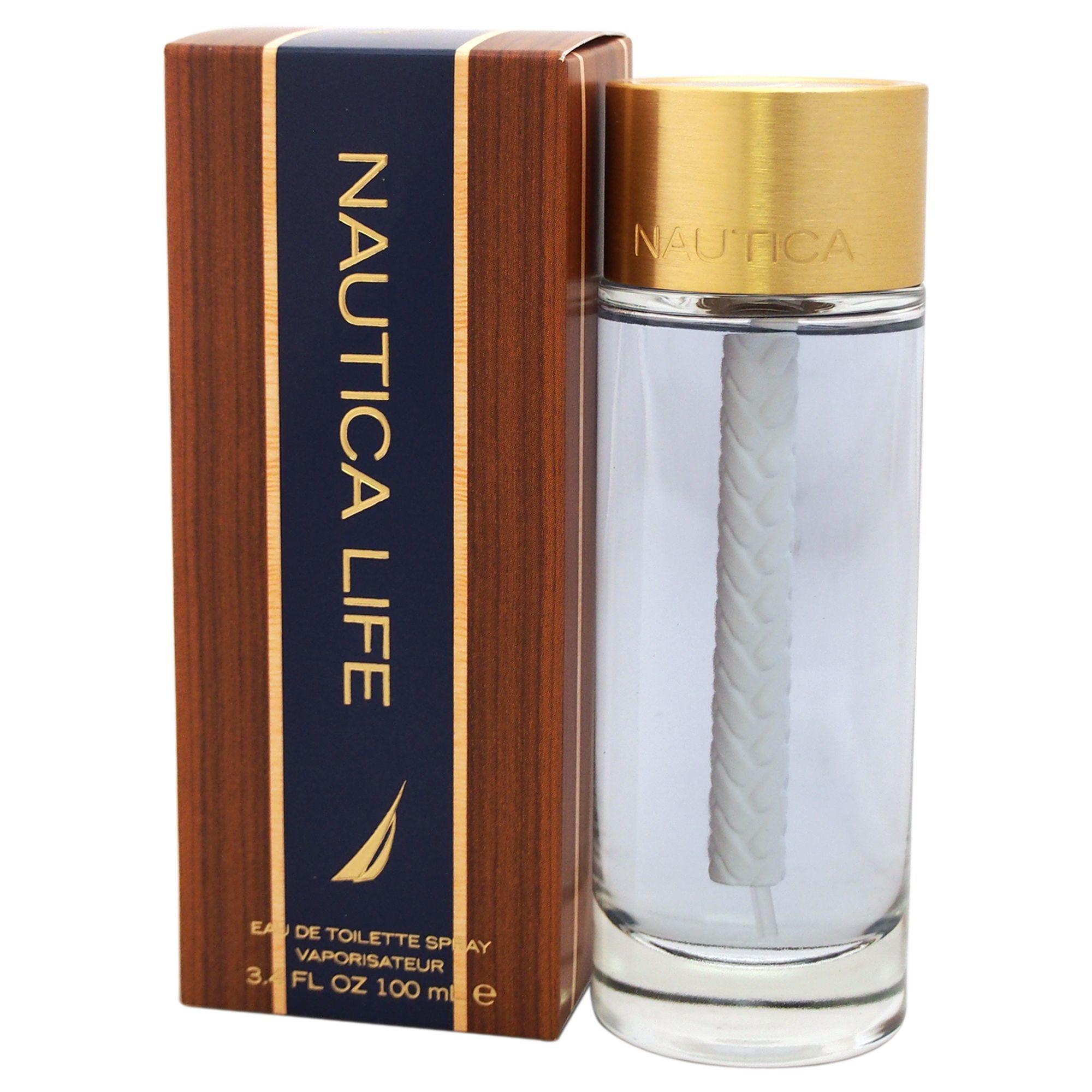 Nautica Nautica Life Eau de Toilette 100ml Spray