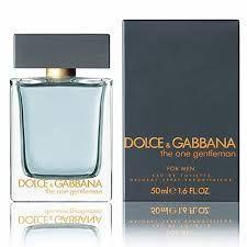 Dolce  Gabbana The One Gentleman Eau de Toilette 50ml Spray