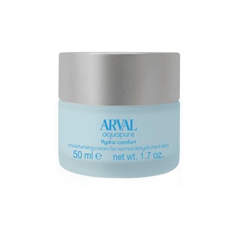 Arval Aquapure hydra comfort crema idratante per pelli normali disidratate 50 ml