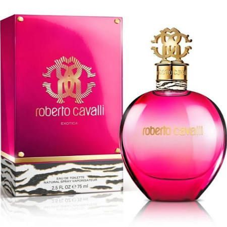 Roberto Cavalli Exotica Eau de Toilette 75ml Spray