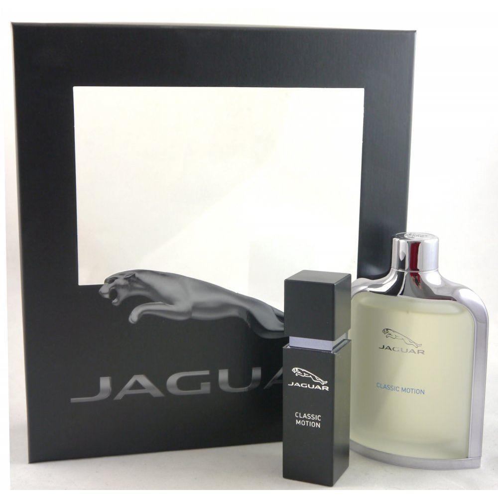 Jaguar Classic Motion Confezione Regalo 100ml EDT  15ml EDT Spray da Viaggio