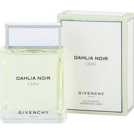 Givenchy Dahlia Noir Leau Eau de Toilette 125ml Spray