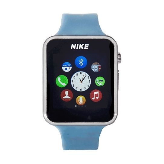 Orologio unisex Nike Sport Watches OR 600 NIKE BLU