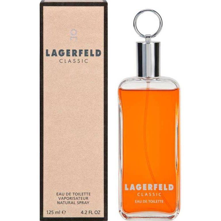 Karl Lagerfeld Lagerfeld Classic Eau de Toilette 125 ml Spray