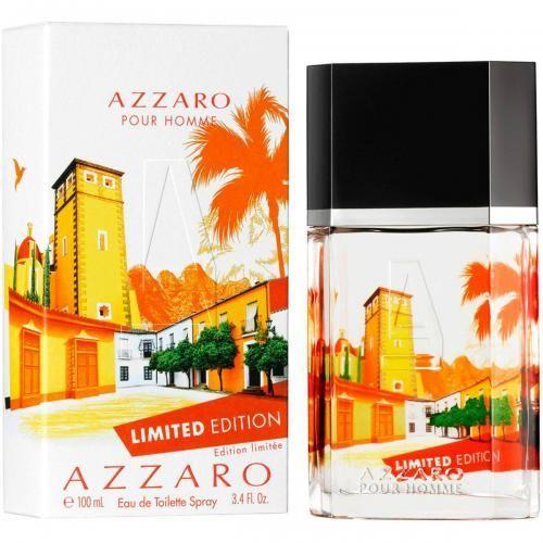 Azzaro Pour Homme Eau de Toilette 100 ml Spray Edizione da Collezionisti