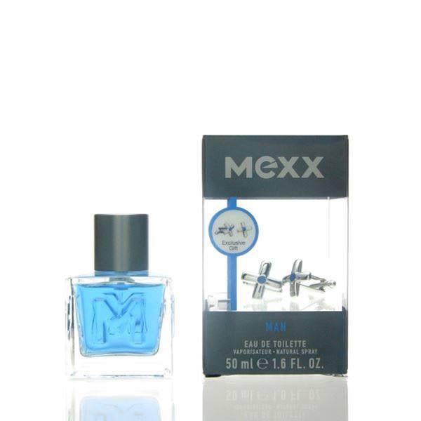 Mexx Man Confezione Regalo 50 ml EDT Spray  Gemelli