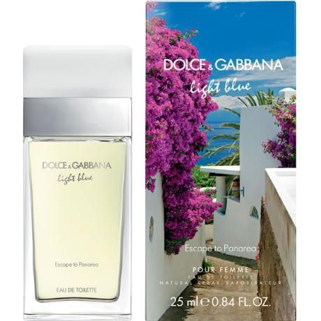 Dolce  Gabbana Light Blue Escape to Panarea Eau de Toilette 25ml Spray