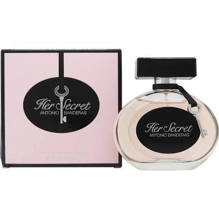 Antonio Banderas Her Secret Eau de Toilette 80ml Spray