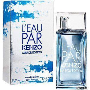 Kenzo LEau par Kenzo Mirror Pour Homme Eau de Toilette 50 ml Spray