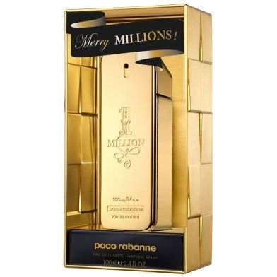 Paco Rabanne 1 Million Merry Millions Eau de Toilette 100 ml Spray