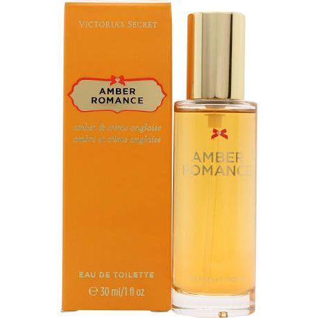 Victorias Secret Amber Romance Eau de Toilette 30ml Spray