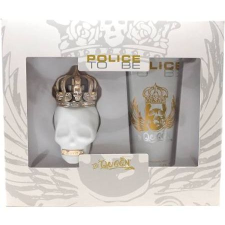 Police To Be The Queen Confezione Regalo 40ml EDT  100ml Lozione per il Corpo