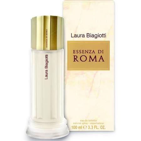 Laura Biagiotti Essenza di Roma Eau de Toilette 100ml Spray