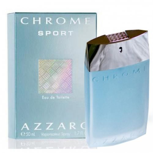 Azzaro Chrome Sport Eau de Toilette 50 ml