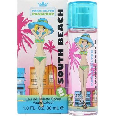 Paris Hilton Passport South Beach Eau de Toilette 30ml Spray