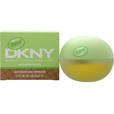 DKNY Delicious Delights Cool Swirl Eau de Toilette 50ml Spray