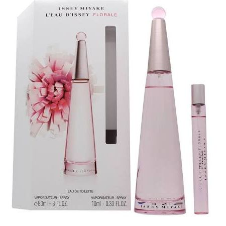 Issey Miyake LEau dIssey Florale Confezione Regalo 50ml EDT  75ml EDT