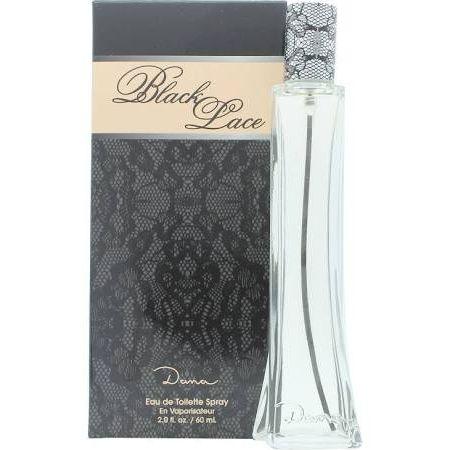 Dana Black Lace Eau de Toilette 60ml Spray