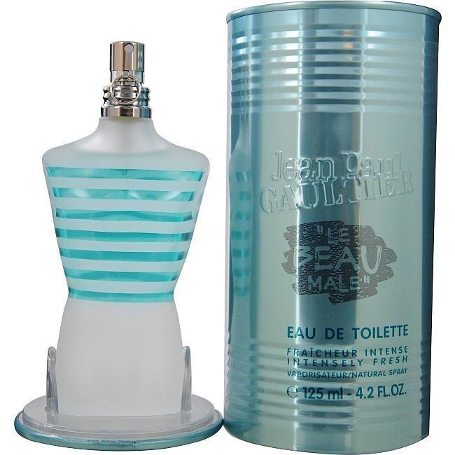 Jean Paul Gaultier Le Beau Male Eau de Toilette 125 ml Spray