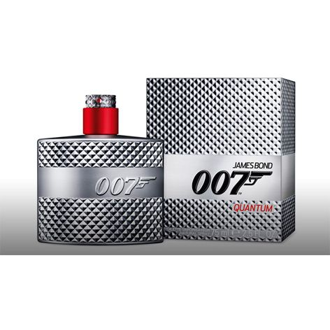 James Bond 007 Quantum Eau de Toilette 75 ml Spray