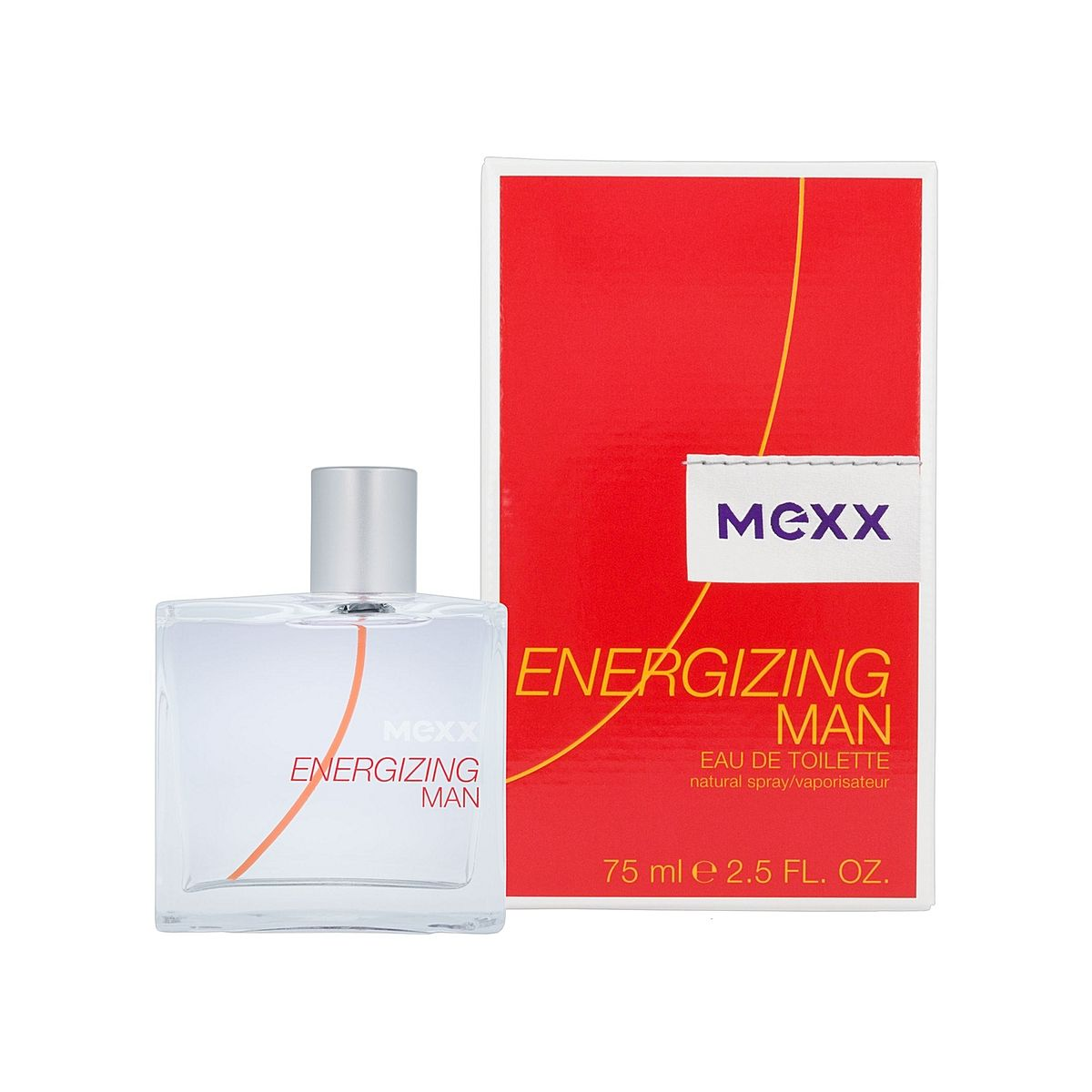 Mexx Energizing Man Eau de Toilette 75 ml Spray