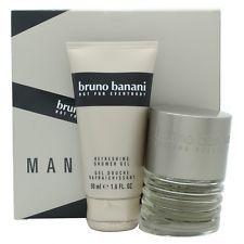 Bruno Banani Man Confezione Regalo 30 ml EDT  50ml Gel Doccia