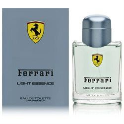 Ferrari Light Essence Eau de Toilette 75 ml Spray