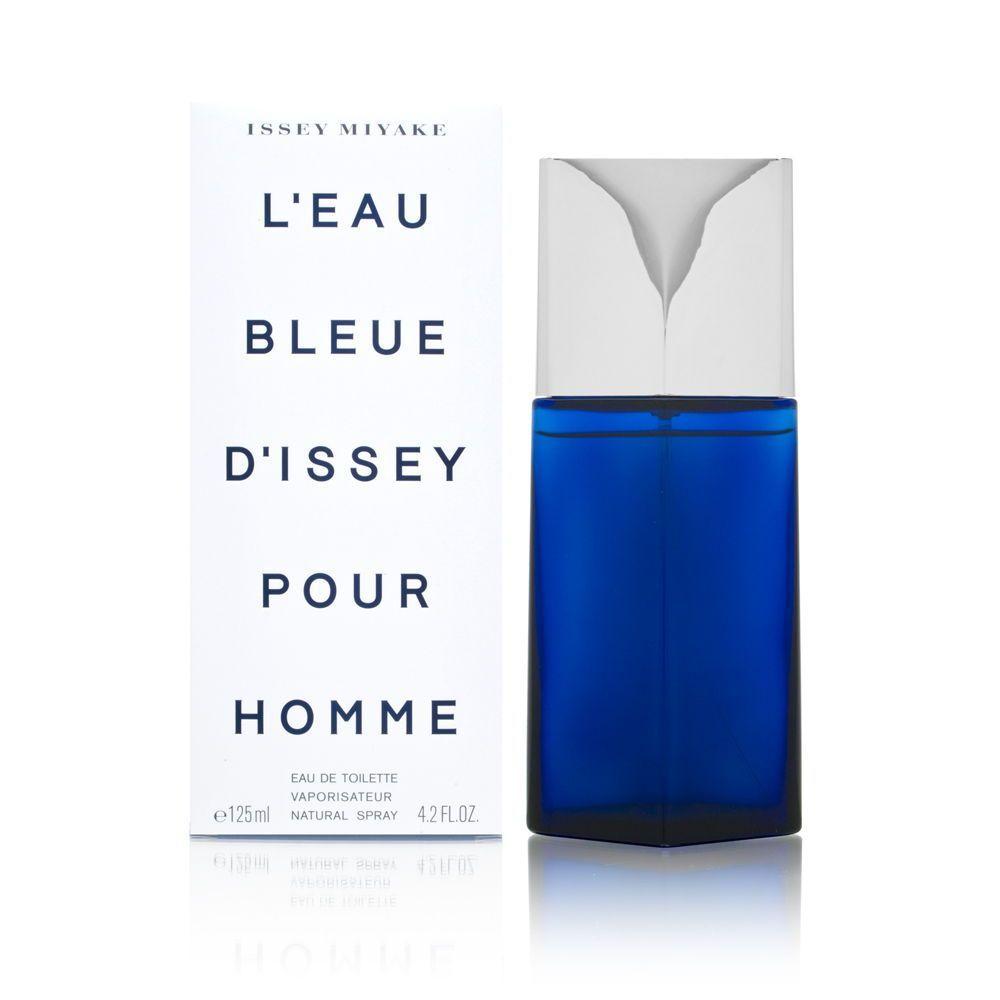 Issey Miyake LEau Bleue dIssey Pour Homme Eau de Toilette 125 ml Spray