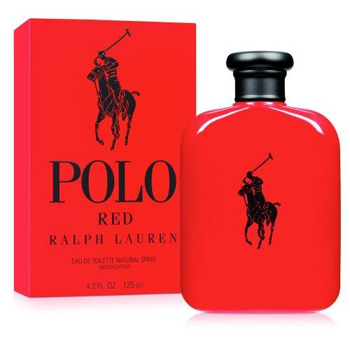 Ralph Lauren Polo Red Eau de Toilette 125 ml Spray