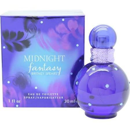Britney Spears Midnight Fantasy Eau de Toilette 30ml Spray
