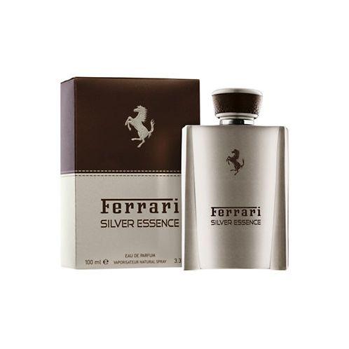 Ferrari Silver Essence Eau de Toilette 100 ml Spray