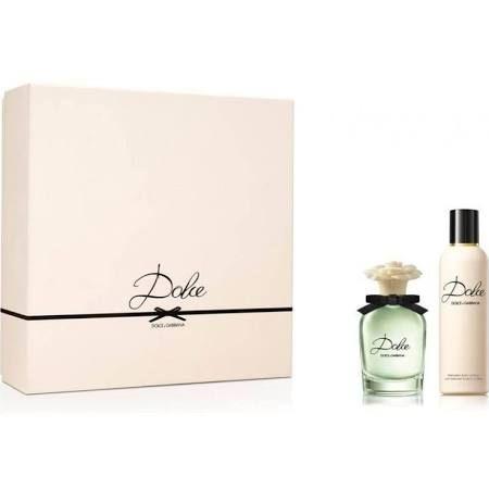 Dolce  Gabbana Dolce Confezione Regalo 75ml EDP Spray  100ml Lozione Corpo
