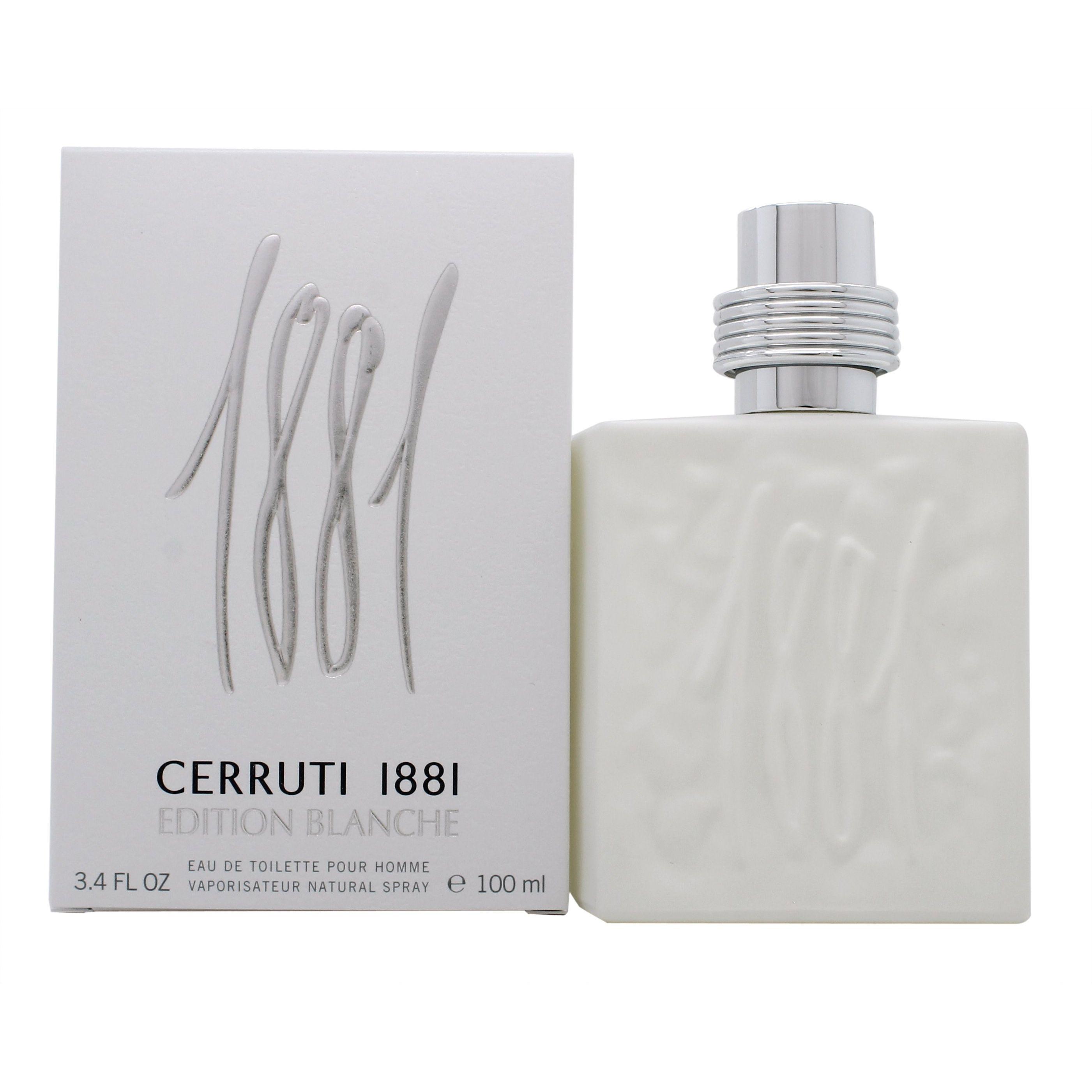 Cerruti 1881 Edition Blanche Pour Homme Eau de Toilette 100 ml Spray
