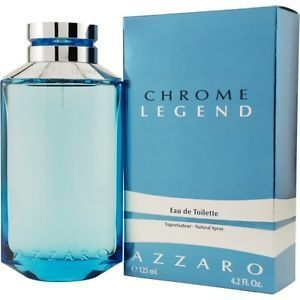 Azzaro Chrome Legend Eau De Toilette 125 ml Spray