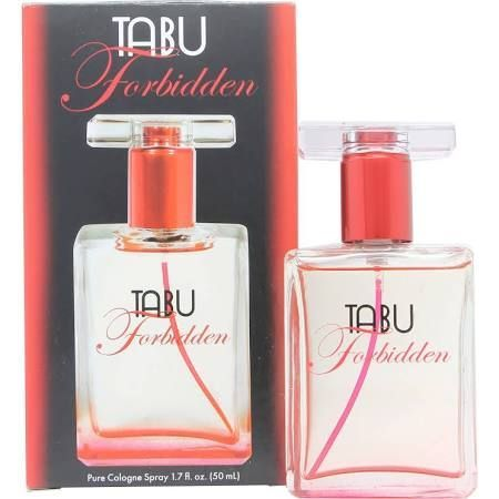 Tabu Forbidden Eau de Cologne 50ml Spray