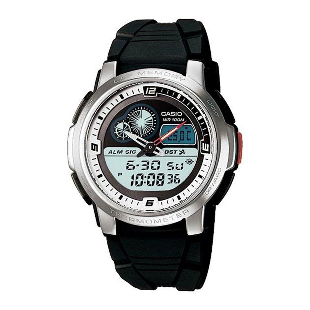 Orologio uomo Casio AQF102W7B