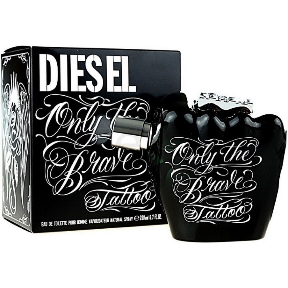 Diesel Only the Brave Tattoo Eau de Toilette 200 ml Spray