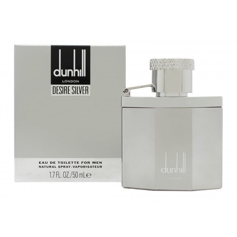 Dunhill Desire Silver Eau de Toilette 50 ml Spray