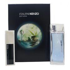 Kenzo LEau par Kenzo pour Homme Confezione Regalo 100ml EDT  100ml Doccia Shampoo