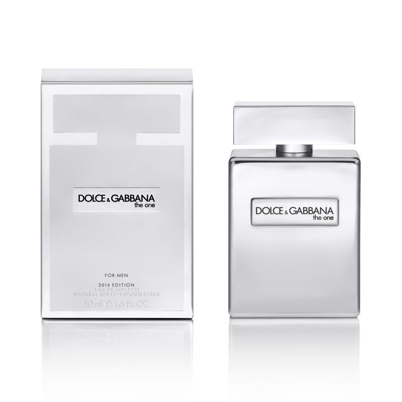 Dg The One for Men Platinum Limited Edition Eau de Toilette 50 ml
