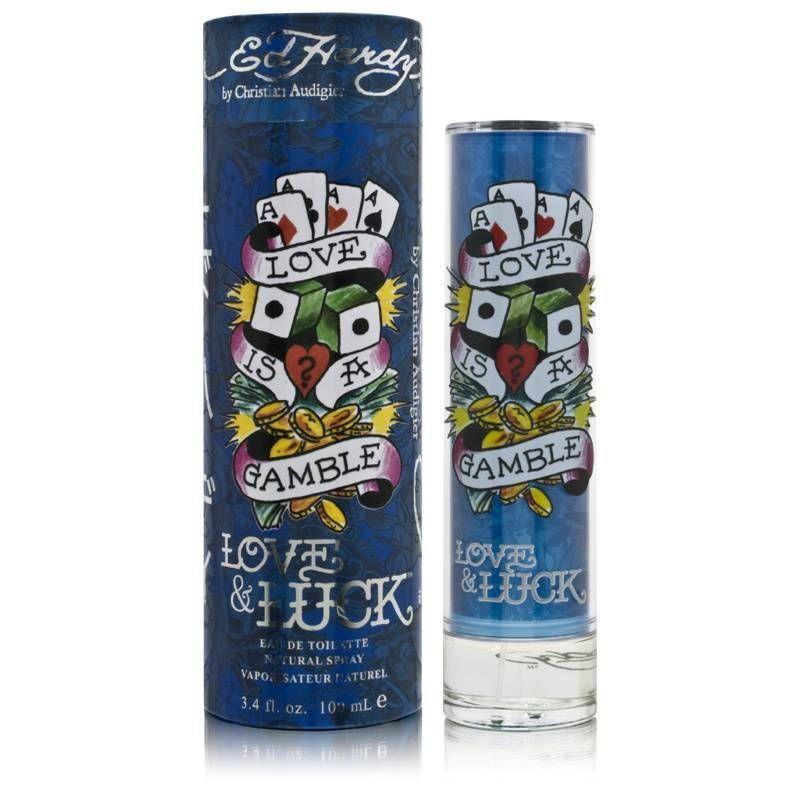 Ed Hardy Love  Luck Eau De Toilette 100 ml Spray