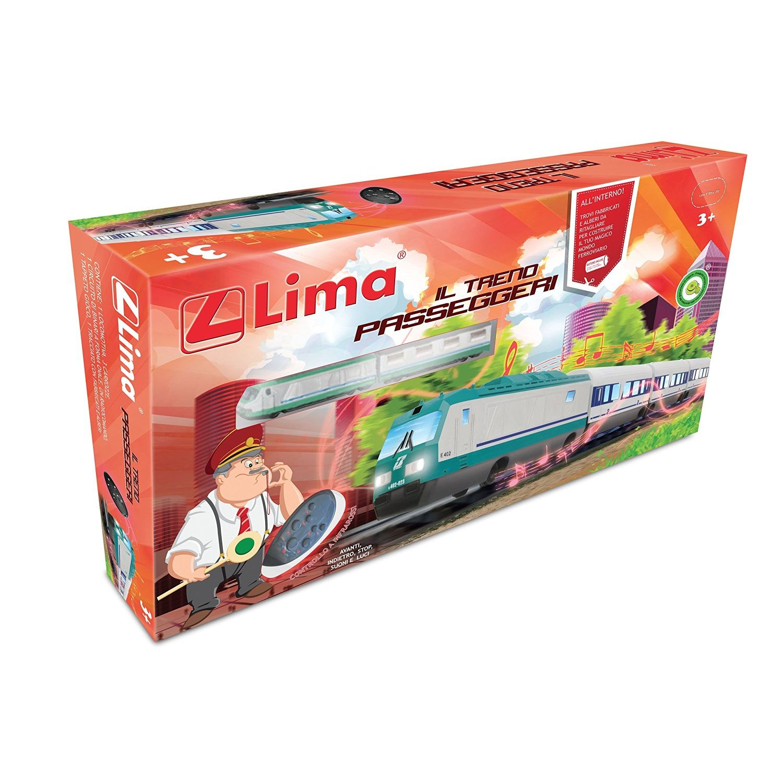 Lima HL1242  Treno Passeggeri Radiocomandato