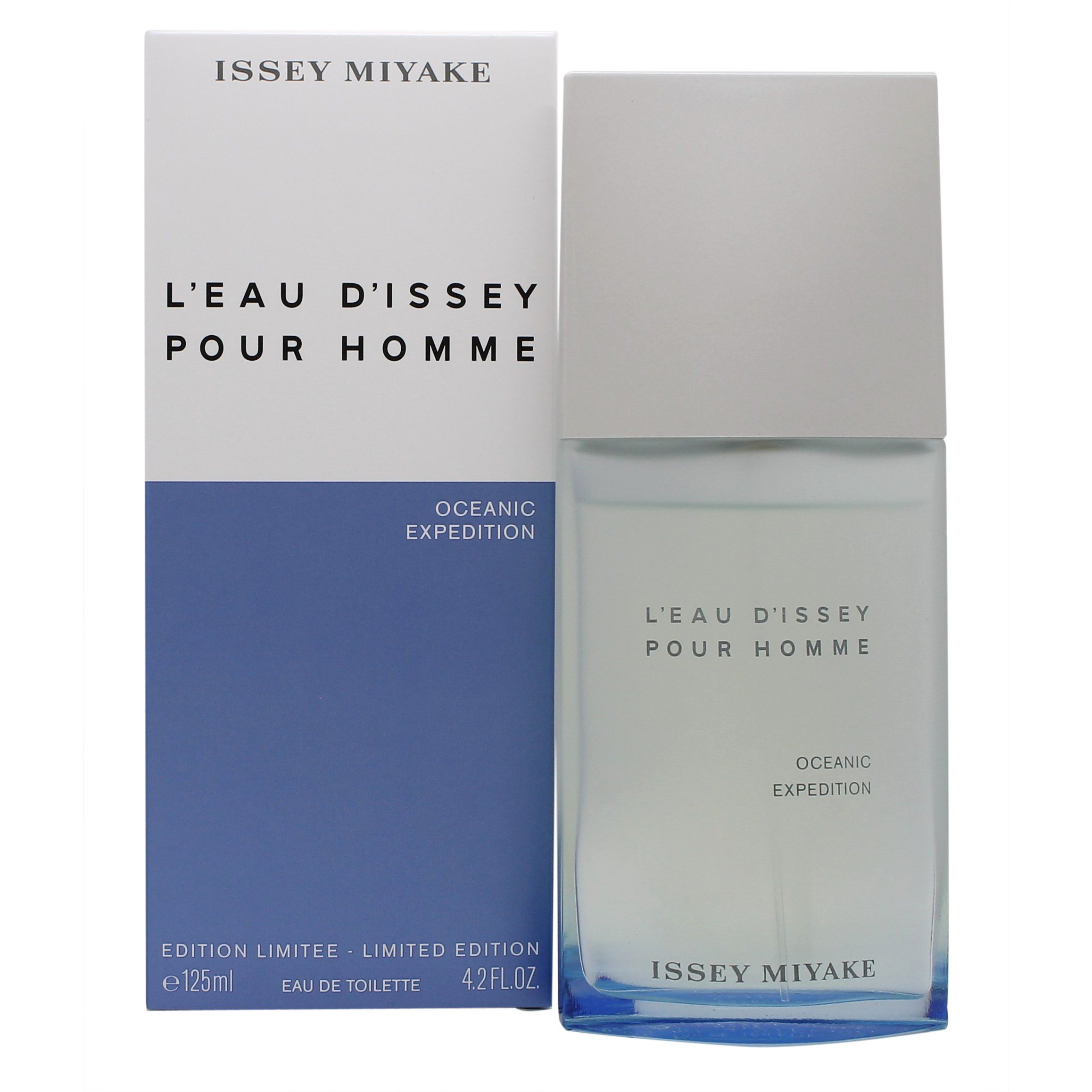 Issey Miyake LEau dIssey pour Homme Oceanic Expedition Eau de Toilette 125 ml Spray